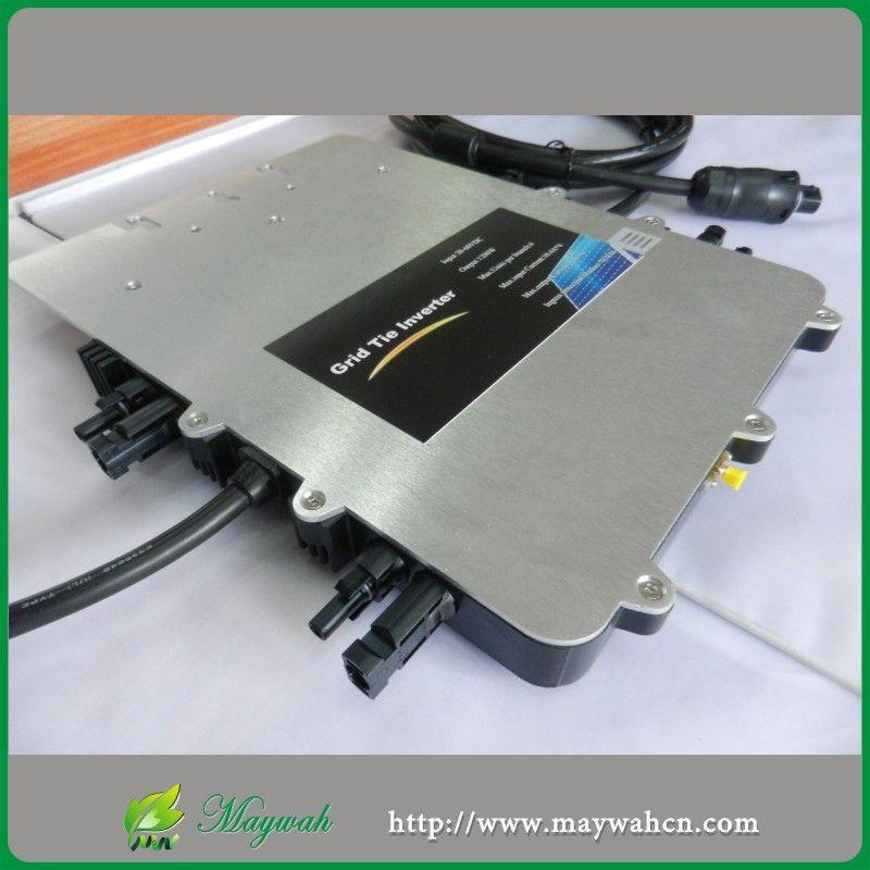 MAYLAR @ SUN1200G IP67 Micro Grid Tie Power Inverter Mit ETL/SAA/VDE/TÜV Zertifikat 20 Jahre begrenzte Garantie Reine Sinus Welle