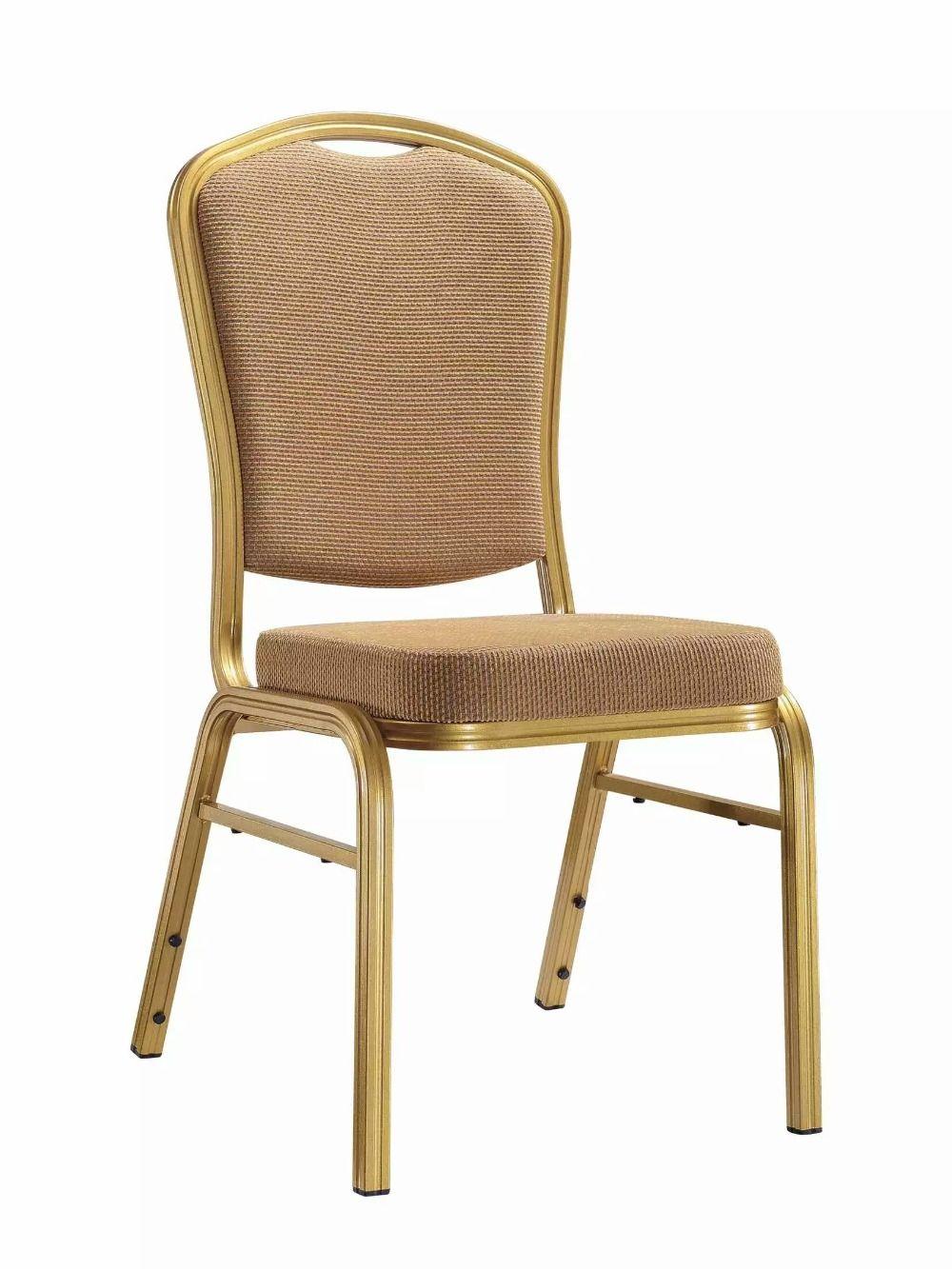 Restaurant chairs metal Banquet chair stackable chairs 5PC/ Carton
