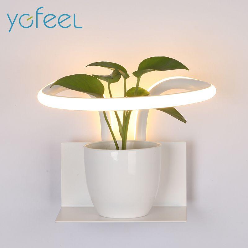 [YGFEEL] 13W LED Wall Lamps Modern Bedroom Wall Light Indoor Living Room Foyer Corridor Stair Decoration Lighting Creative Lamp
