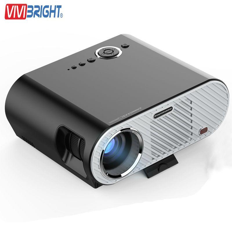 GP90 GP90UP Led Projector Android WIFI Long life LED lamp Full HD 1080P 3200 Lumen 1280x800 home cinema projetor beamer