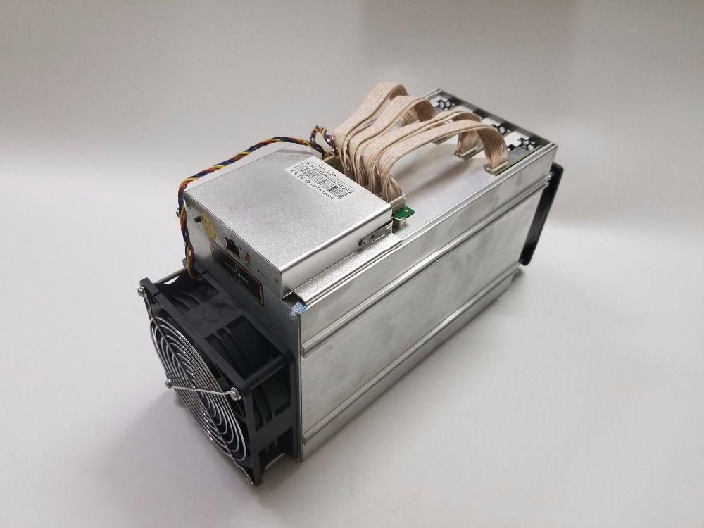 YUNHUI Verwendet ANTMINER L3 + 504 mt Scrypt Miner LTC Bergbau Maschine 504 mt 800 watt Besser Als ANTMINER L3