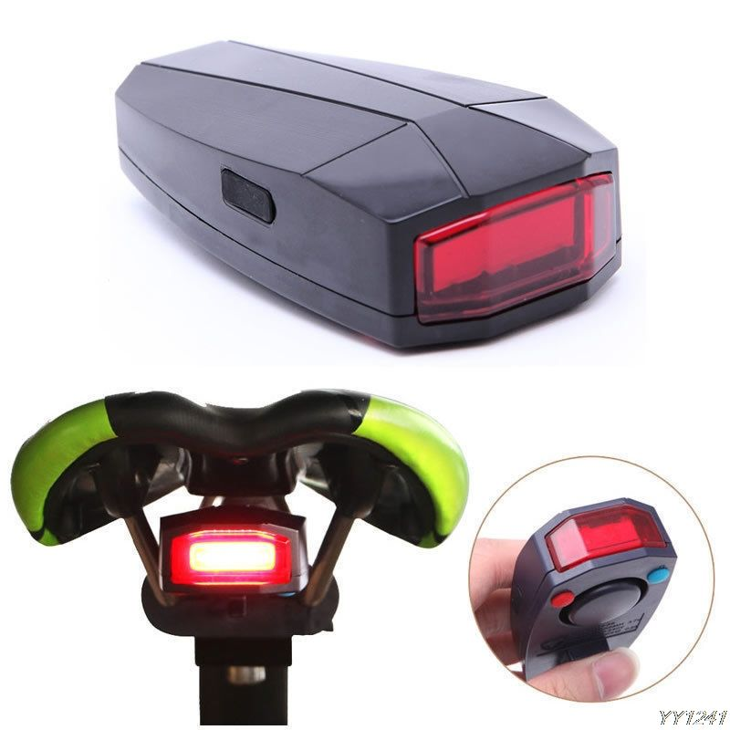 Wireless Remote Control Alarm Bike Taillight Electronic Horn Burglar Alarm New Arrival