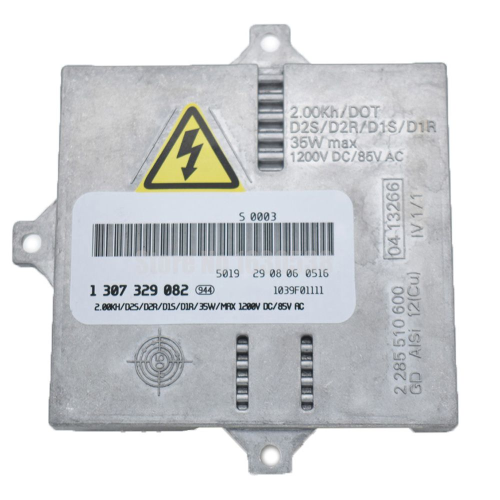 High quality HID Xenon D1S D2S Ballast Unit Controller Igniter 1307329082 1307329087 For 2003-2007 MERCEDES CL55 W215