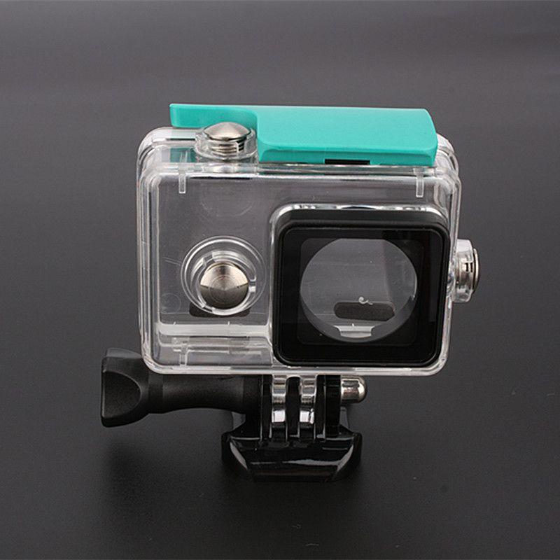 40 Mt Unterwasser Wasserdichte Gehäuse Case Für Xiaomi Yi Action Kamera Schutzhülle Tauchen Schnorcheln Sport Box