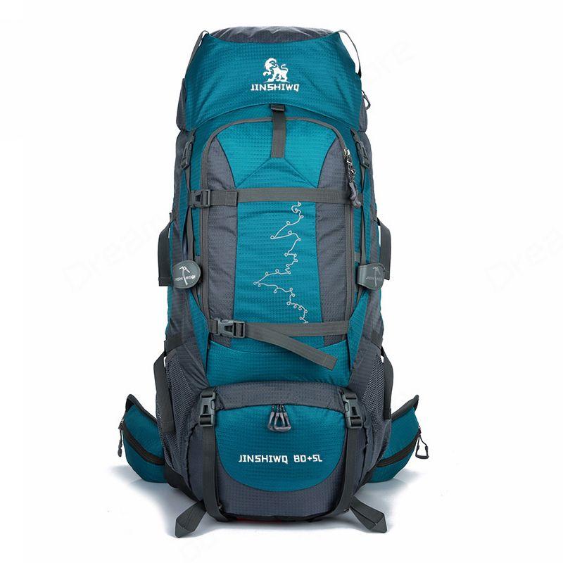 85L Grande En Plein Air Sac À Dos Étanche Sacs de Voyage Camping Randonnée WomenClimbing Sacs À Dos Sac À Dos Hommes sac de Sport