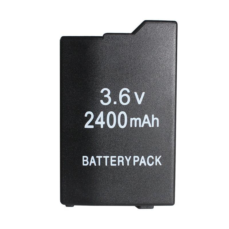 Blackhorns game accessories for PSP Battery with 2400mAh For SONY Lite,PSP 2th,PSP-2000,PSP-3000,PSP3001,PSP Silm Free Shipping