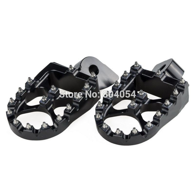 57mm X treme Racing Foot Pegs WIDE FAT For GasGas Enducross EC 125 200 250 EC 300 1997-2014 2015 Motorcycle Footrests For Yamaha