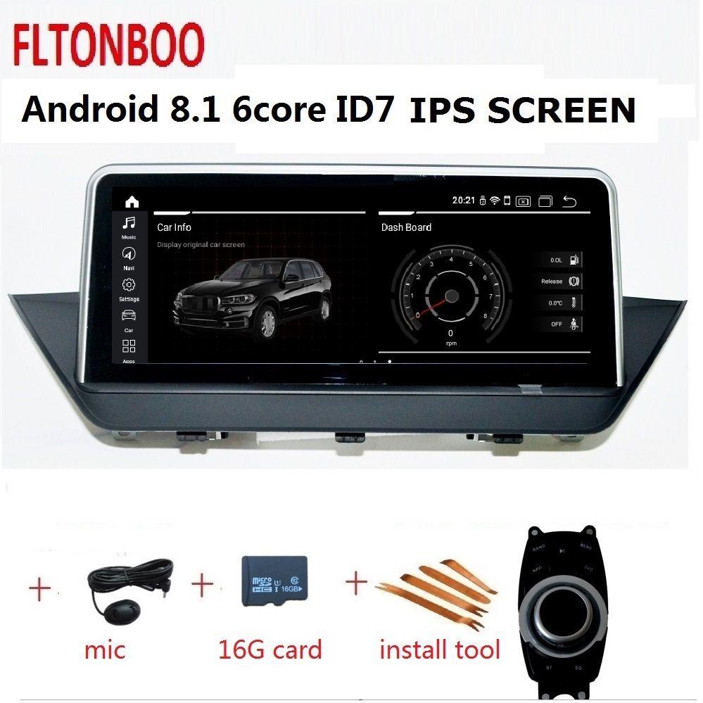 10,25 ''Android 8.1 Auto Gps radio player navigation ID7 für BMW X1 E84 6 core wifi bluetooth 2 GB RAM 32 GB ROM