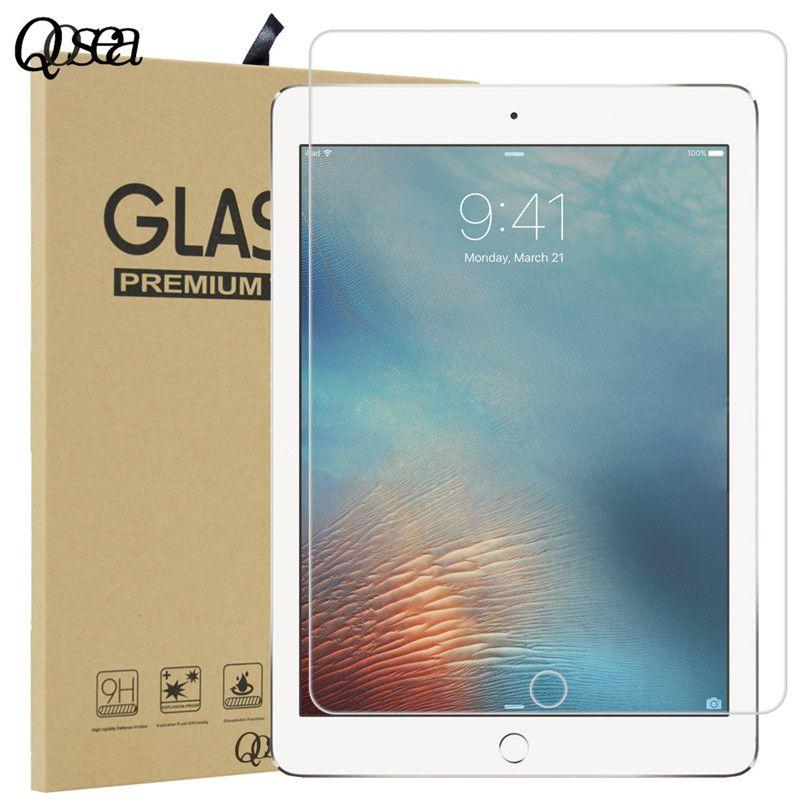 Qosea En Verre Trempé Pour Apple iPad Pro 12.9
