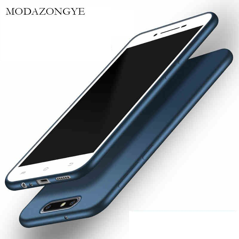 Brand MODAZONGYE Soft Case ZTE Blade V8 Case Cover Silicone Back Cover Phone Case ZTE Blade V8 V 8 BV0800 360 Full Protection