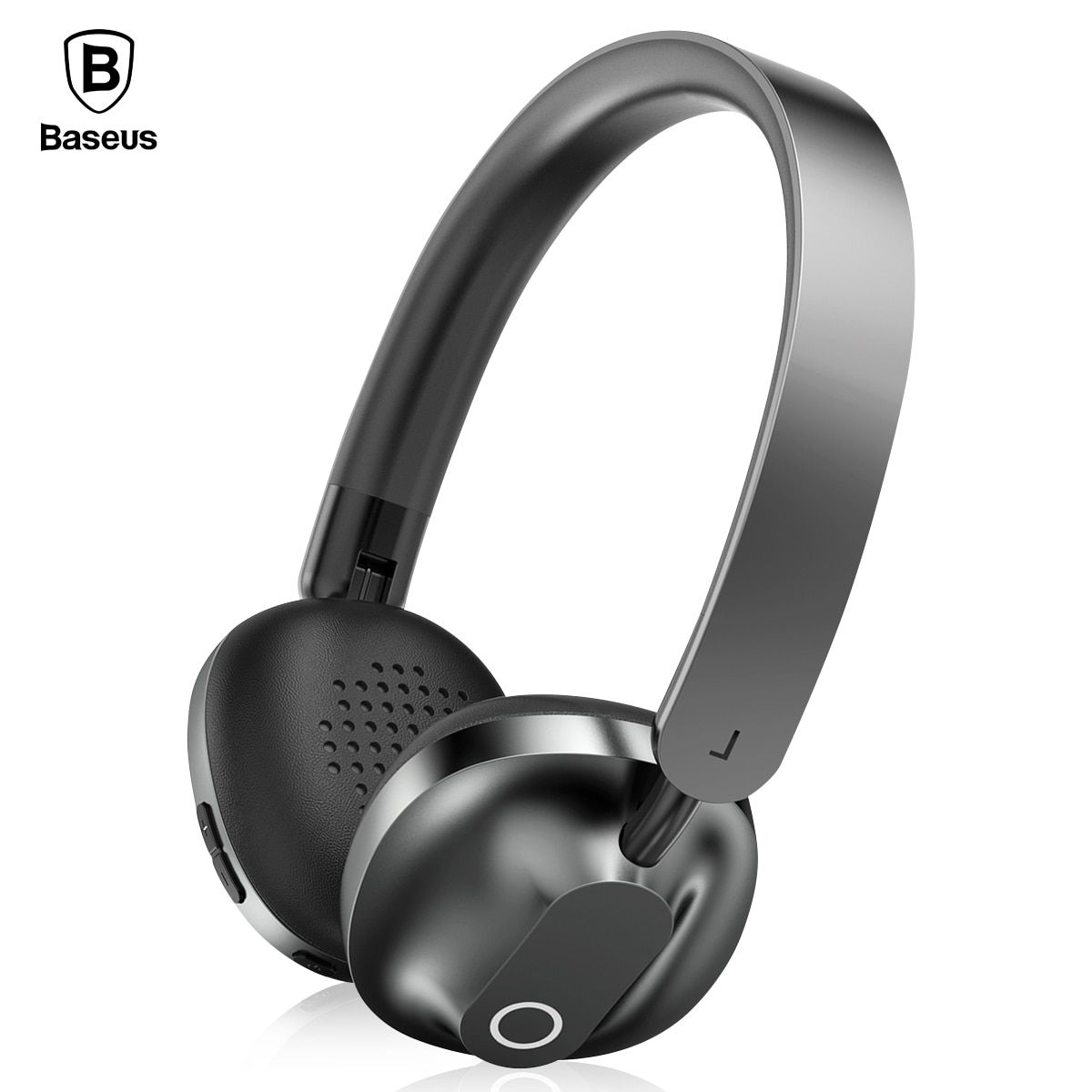 Baseus D01 Bluetooth Earphone Wireless Headphones With Mic Gaming Headset Stereo Auriculares Fone De Ouvido For Phones Computer