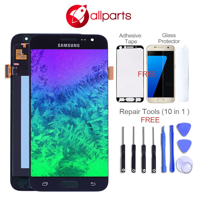 Best AMOLED 5.0 LCD for SAMSUNG J3 <font><b>2016</b></font> Display J320 J320F LCD Touch Screen Digitizer for SAMSUNG Galaxy J3 <font><b>2016</b></font> Display J320FN