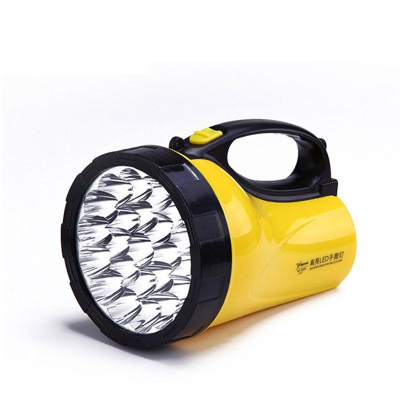 YAGE portable light led spotlights camping lantern searchlight portable spotlight handheld Flashlight night lamp light YG-3506