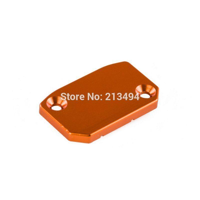CNC Handbrake & Clutch Master Cylinder Cover For Husaberg TE/FE/FS/FX 2009-2014 Orange