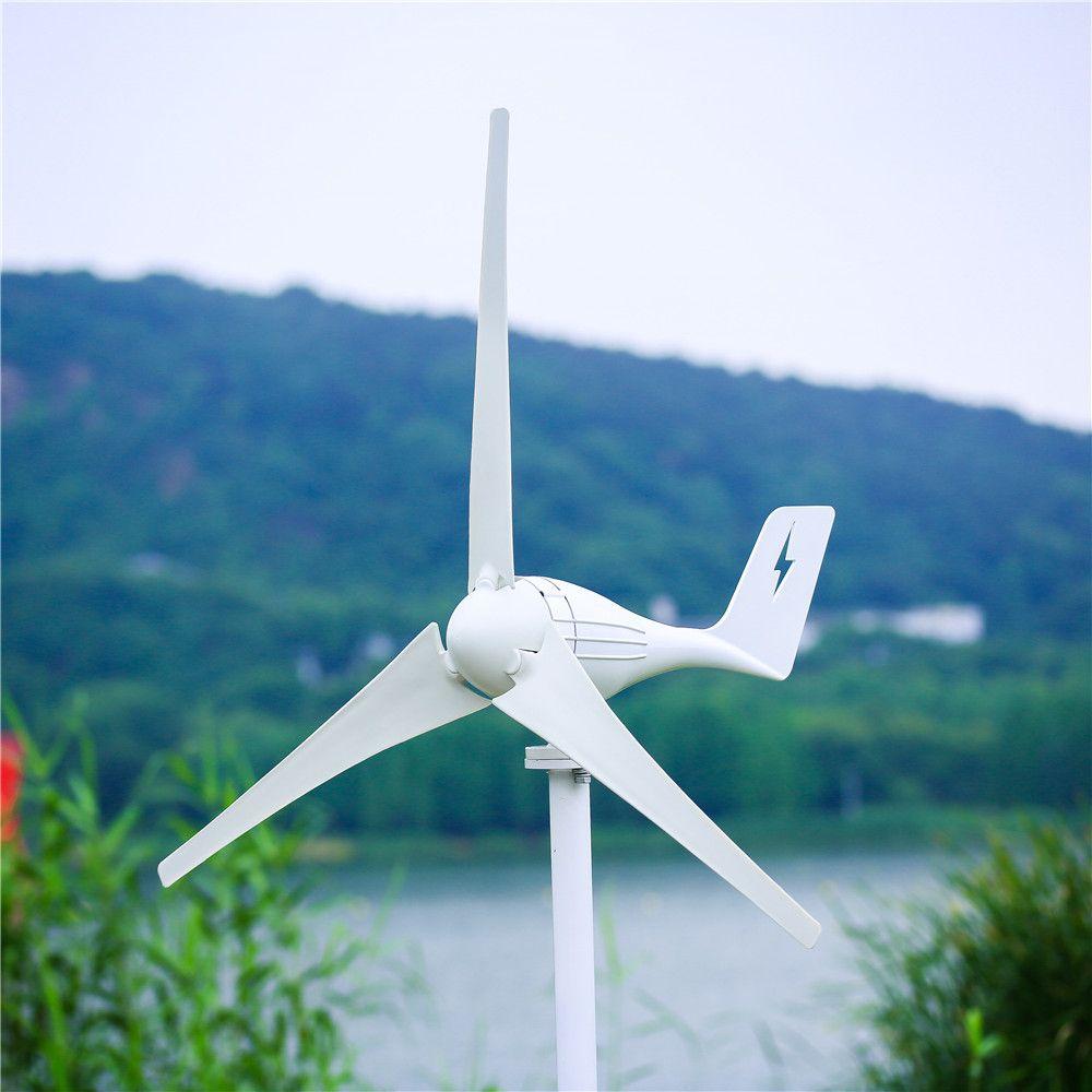 400W Wind Power Generator wind power generation 400W Kombiniert Mit Multi-funktion Wind Controller