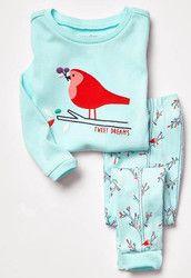 Kualitas Tinggi baru Musim Gugur Bayi Perempuan Piyama Set Olahraga Setelan Lengan Panjang T-shirt + Celana Anak Baju Anak Set