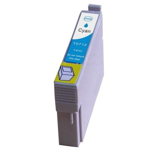 For Epson T0712 Ink Cartridge For Epson Stylus D78 D92 D120 DX4000 SX210 SX215 SX218 SX115 SX400 SX405 SX410 SX415 SX605