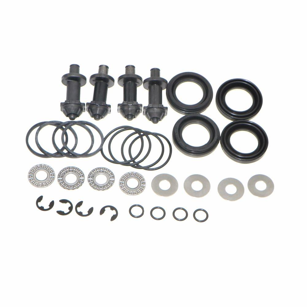 4 Set 6 Torx Rear Pump Servo Caliper Motor Connection Screw Washer For A6 Q3  Passat B6 B7 Sharan Seat Alhambra II 32326315