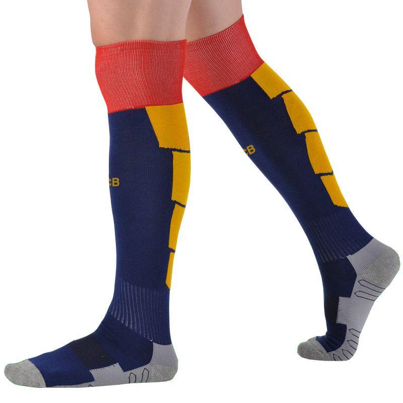 Soccer Socks Professional Club Football Socks Thick Knee High Training Long Stocking Skiing Warm Sports Socks Kids and Adult