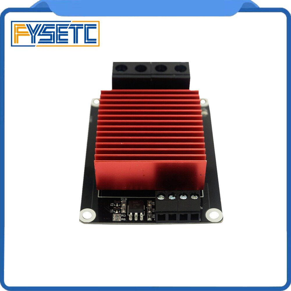 1 PC 3D Printer Parts Heating Controller MKS MOSFET For Heat Bed/extruder MOS Module Exceed 30A Support Big Current For TEVO
