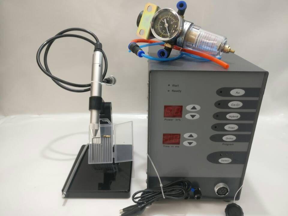 Edelstahl Spot Schweißen Maschine dental schweißer argon arc Prothese schweißen maschine