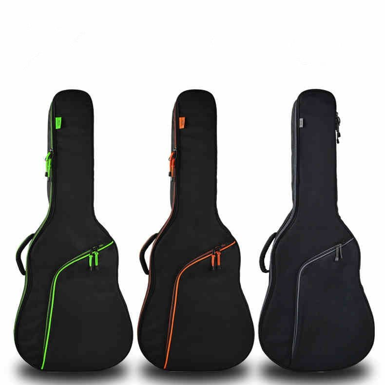 Thicken Folk Flattop Balladry Steel-string Acoustic Classical 35 36 38 39 40 41 Guitar Bag Case Backpack Accessories Carry Gig