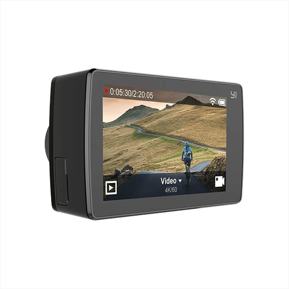In Stock!!! Original Xiaoyi YI 4K+ Action Sport Camera 4K + plus 2.19 Ambarella H2 for IMX377 12MP 155 4K Ultra HD Sports Camera