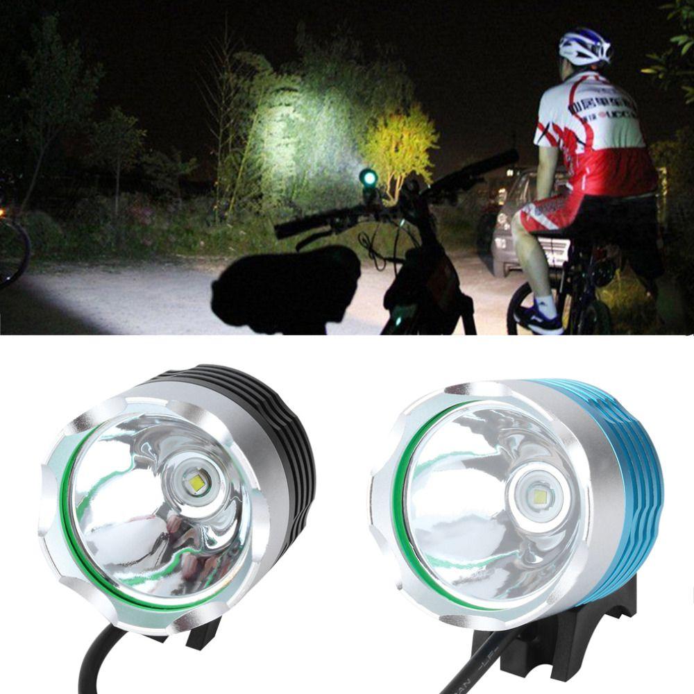 2000 Lumen XM-L T6 LED Fahrrad Scheinwerfer Lampe Für Fahrrad Radfahren Bike Fahrrad Waterpoof Front Licht neue ankunft