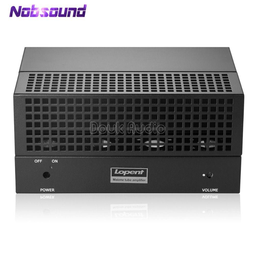 2018 Nobsound Latest 6V6 Valve Tube Amplifier Single-ended Class A HiFi Stereo Full DIY Kit for Audiophile / 1Set