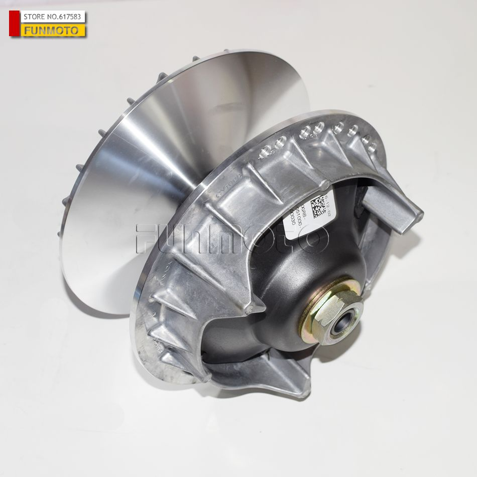 drive wheel assy suit for CFMOTO CF500 US 191R ENGINE parts number is 0GRB-051000-00030