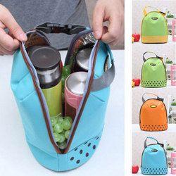 Portátil refrigerador aislado almuerzo bolsa de alimentos térmicos picnic Bento Bolsas para comida bolsa termica