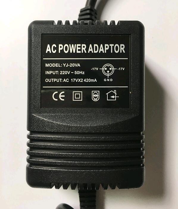 Externe stromversorgung transformator Mixer power adapter