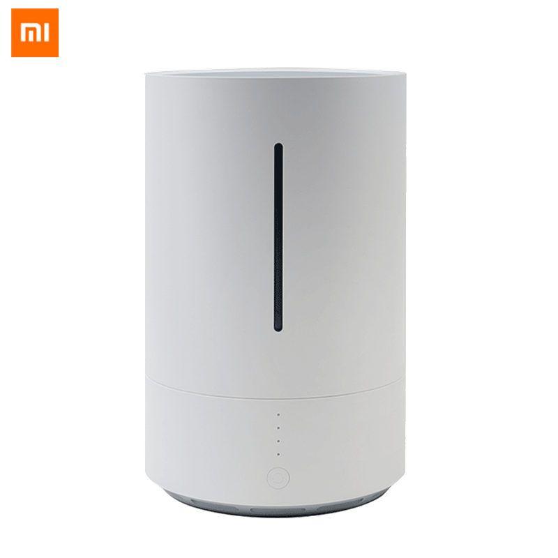 Xiaomi Original Smartmi Degerming Humidifier 3.5L for Home Air Dampener UV Germicidal Aroma Essential Oil Data Smart APP Control