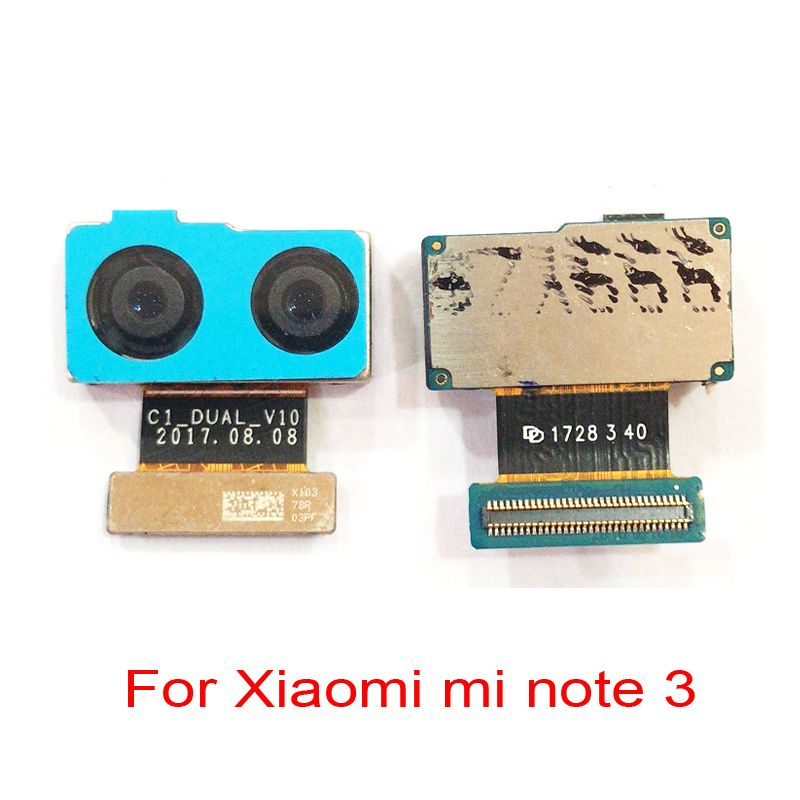 New For Xiaomi Mi Note 3 Note3 Rear Back Main Big Camera Flex Cable Replacement