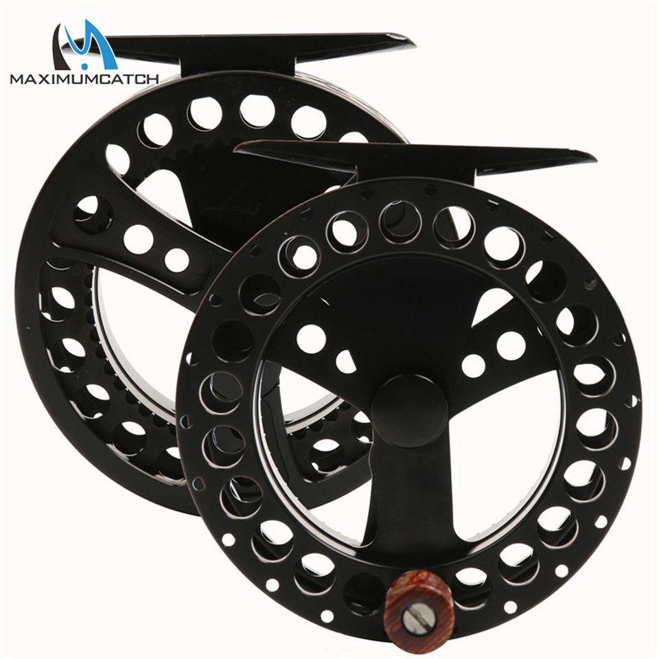 Maximumcatch SAGE Clicker Fly Fishing Reel 2/3/4WT Machine Cut Clicker Fly Reel