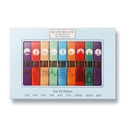 9 unids diferentes perfume líquido 3 ml mujeres original perfume fragancia y desodorante regalo del festival