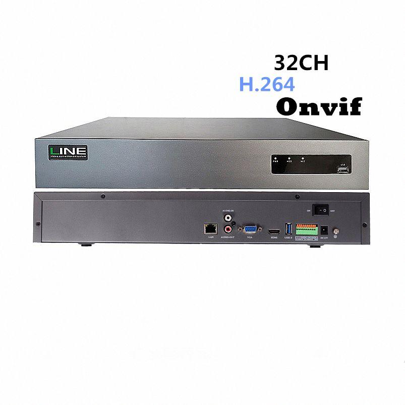 32ch Nvr 1080 P 4HDD Onvif Ahd Sicherheit IP Kamera Linux H264 Dvr Net Netzwerk Digital Video Recorder