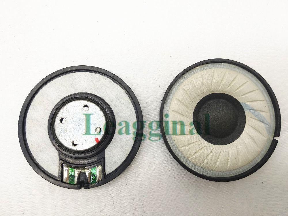 50 MM unité haut-parleur portant laine de soie composite cône unité diaphragme bricolage casque accessoires 1 paire = 2 pièces