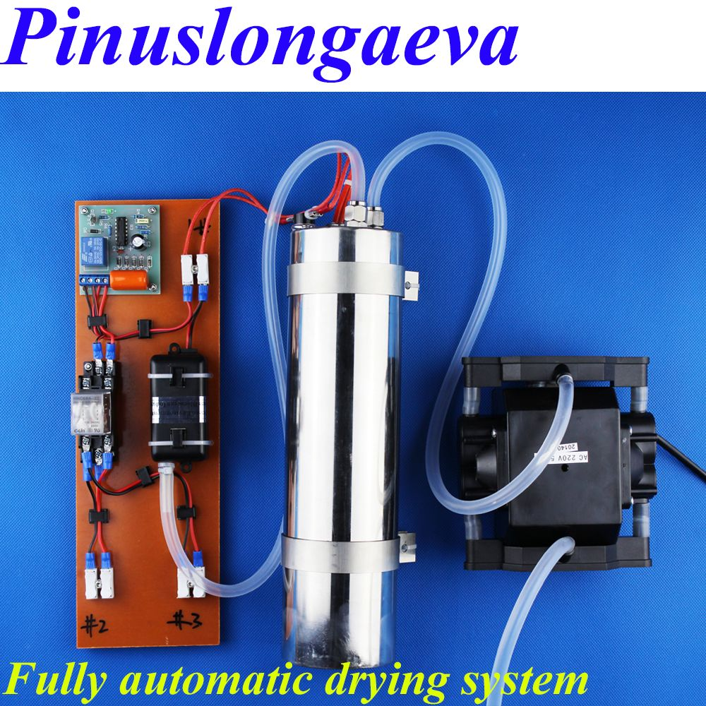 Pinuslongaeva Ozone generator air dryer filter gas dehumidification and filter the impurities electricity type automatic dryer