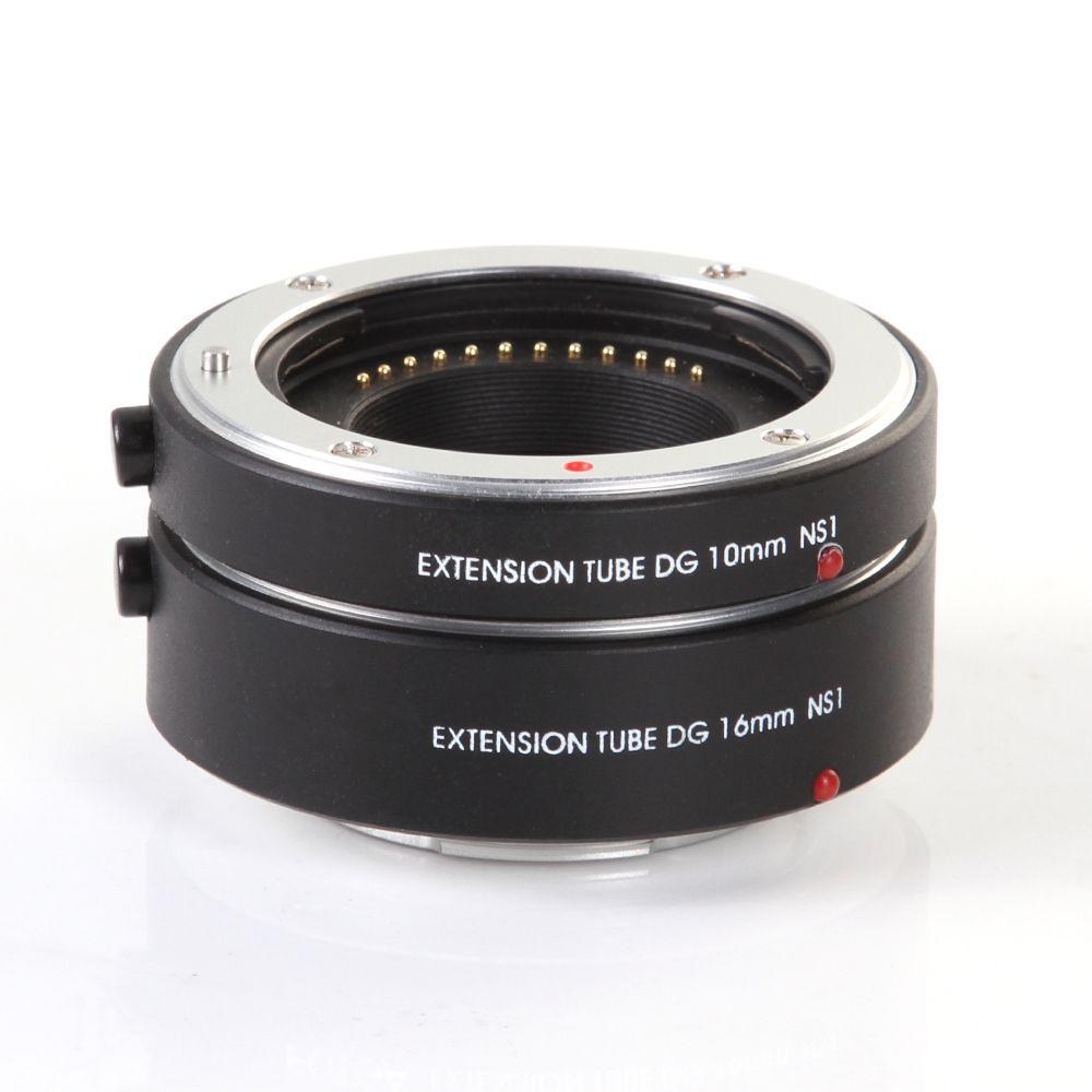 FOTGA Autofokus Macro Extension Tube 10mm + 16mm Set für Nikon 1 montieren J1 J2 J3 V1 Cam
