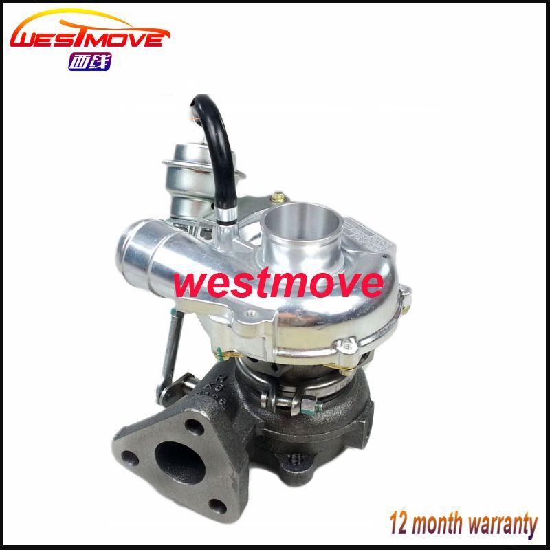 RHF4 VT10 1515A029 VA420088 VB420088 VC420088 Turbo Turbocharger For Mitsubishi W200 L200 truck 2006 4D5CDI 2.5L 98KW