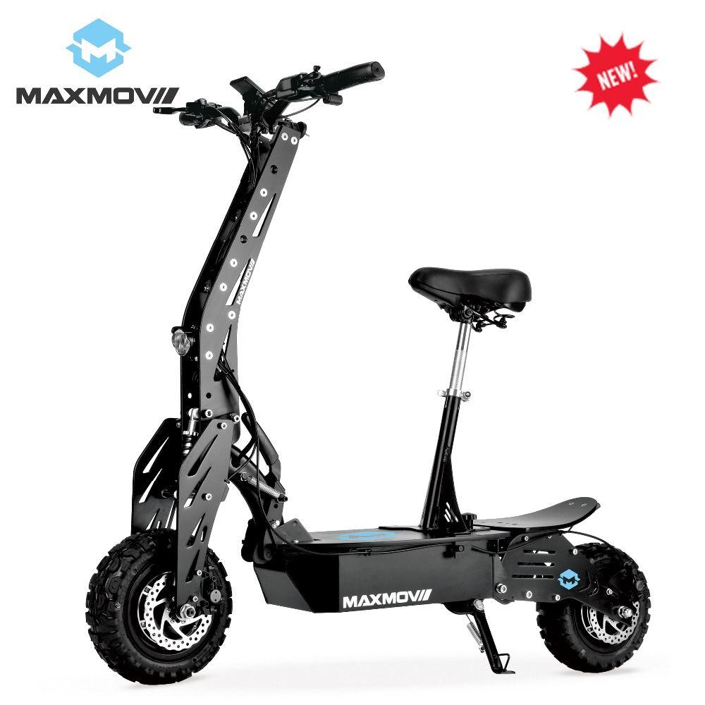 2019 neue Kommende 2000 W Dual-Hub Motor Rad High Speed E Roller für Erwachsene mit Akku
