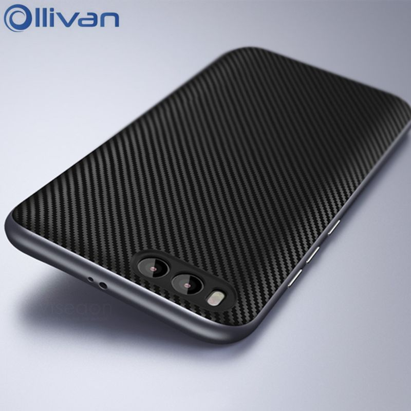 OLLIVAN For Xiaomi Mi6 Case Silicon Soft TPU + Plastic PC Hard 2 In 1 Phone Cases For Xiaomi Mi 6 Ultra-thin Protective Cover