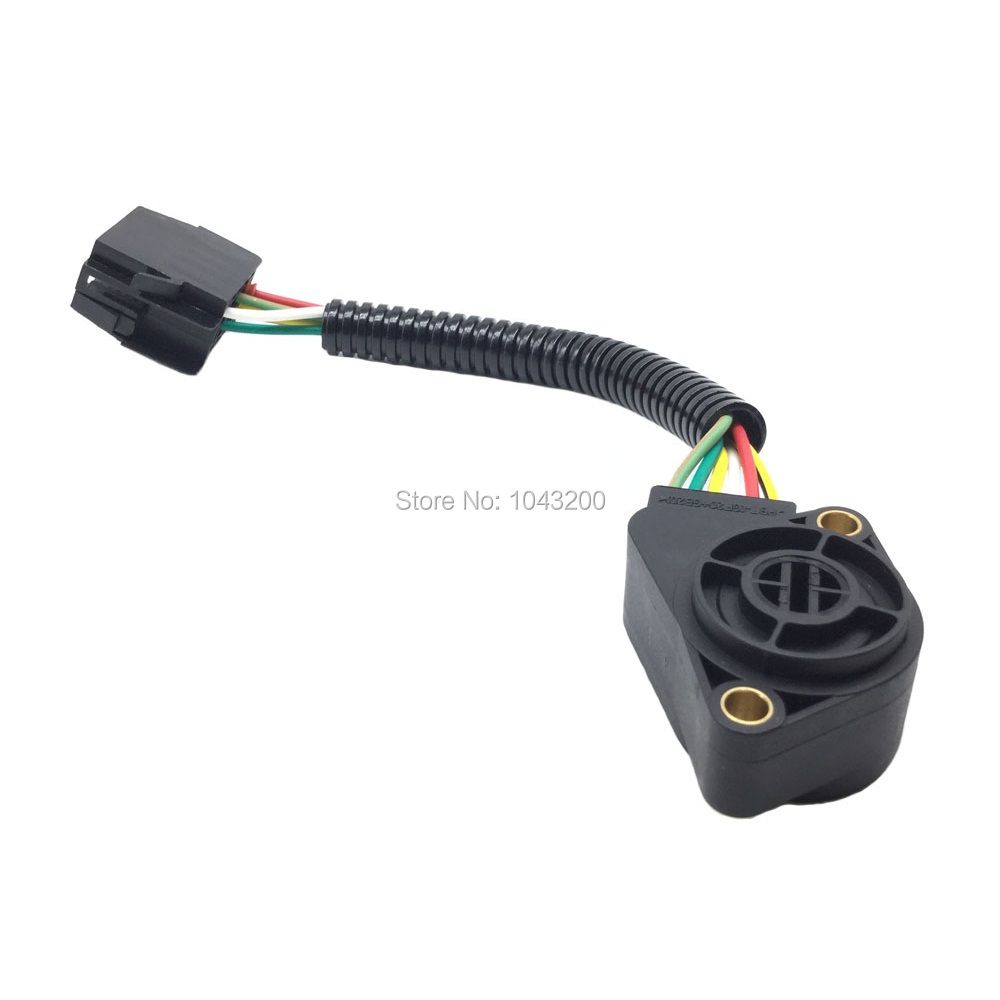 6 Cable ACCELERATOR SPEED PEDAL SENSOR 20893503 3985226 FOR VOLVO TRUCK  20 893 503 39 85 226