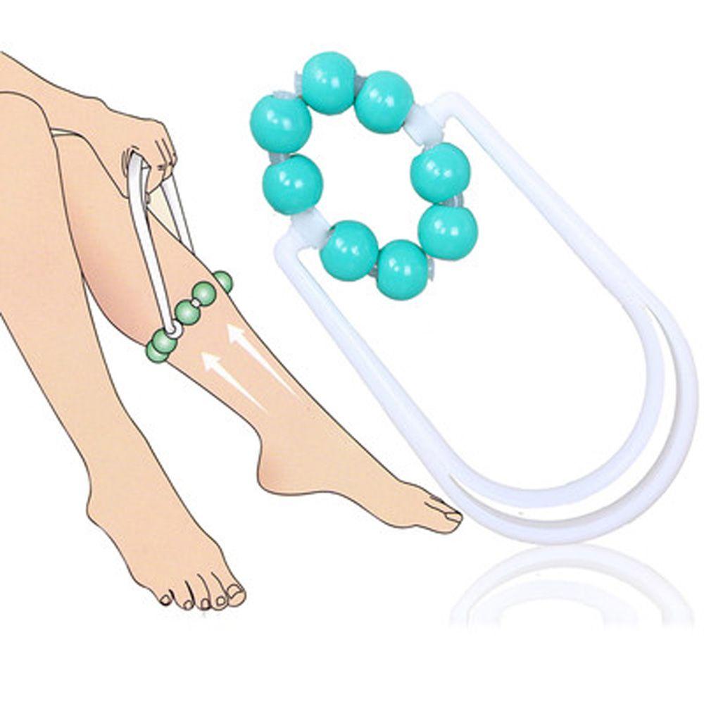Soins de santé KONGDY jambe Massage rouleau gros brûleur soins de santé jambe masseur corps Mini roue Relax contrôle des graisses Cellulite Massage