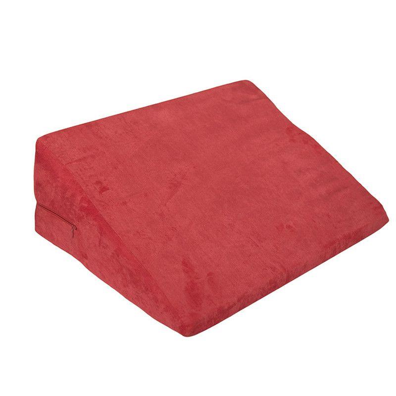 Sex Chair Wedge 1 pièce Triangle éponge Pad adulte oreiller sexe Cube canapé-lit sexe meubles adultes jeu produit pour Couples