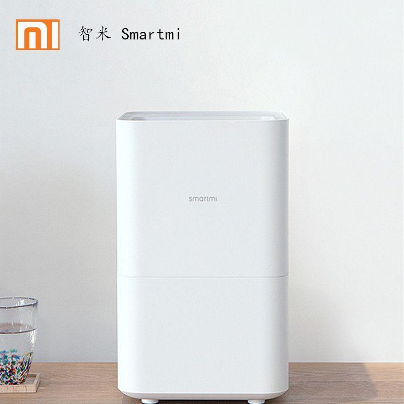 XiaoMi SMARTMI Pure typ Luftbefeuchter App Control Smog-freies Nebel-freies Reine Verdampfen Dauerhaften betrieb, bequeme reinigung.