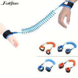 Muñeca niño leash bebé seguridad arnés anti perdida cuerda de tracción ajustable recordatorio niño pulsera Walk asistente cinturón
