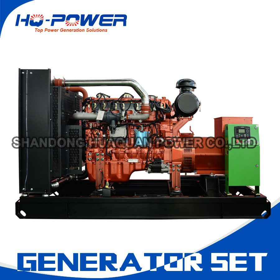 200kw/250kva natural gas generator prices in pakistan