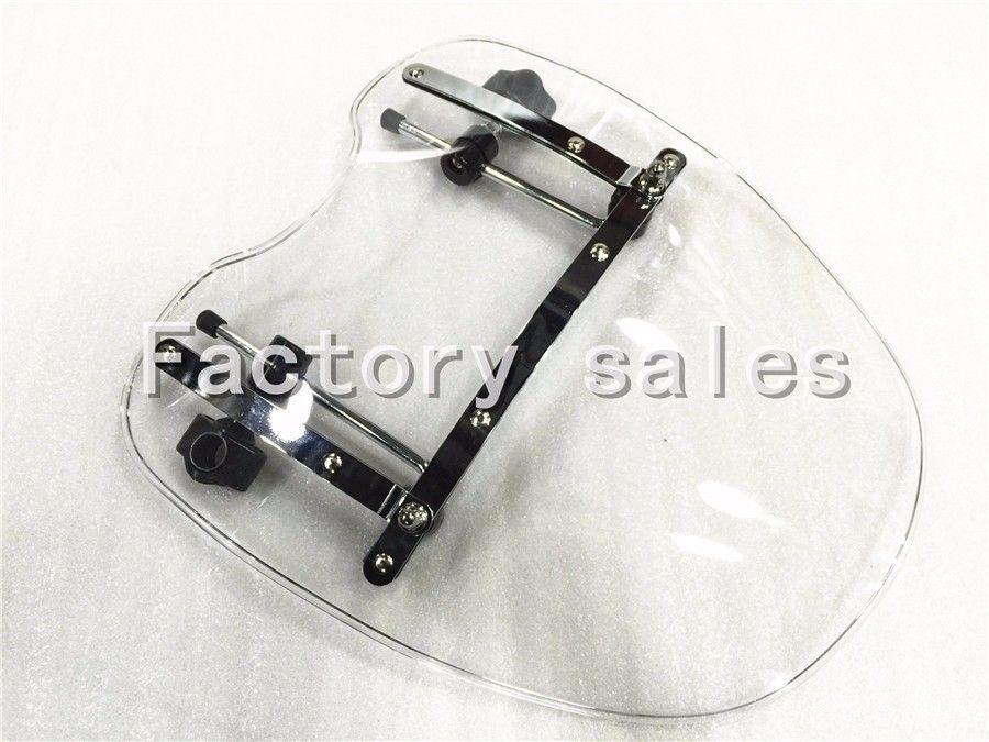 Sale for Suzuki for Honda for Kawasaki for Yamaha Cruisers & Standards Motorcycle Windshield Windscreen Windscherm Wind Screen